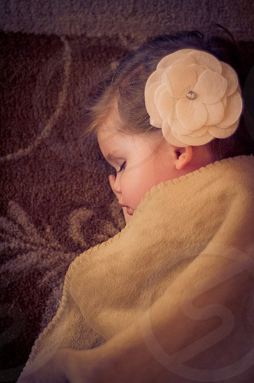 BEDS & NAP TIME | My sweet Izzy fell asleep on the floor I took the opportunity to capture this moment. photo