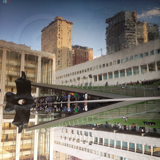 Lincoln Center NYC. photo