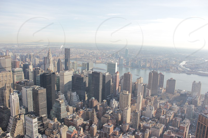 New York (From Empire State Building) photo