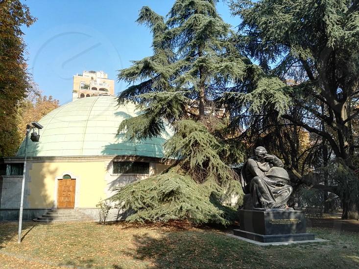 planetario di Milano photo