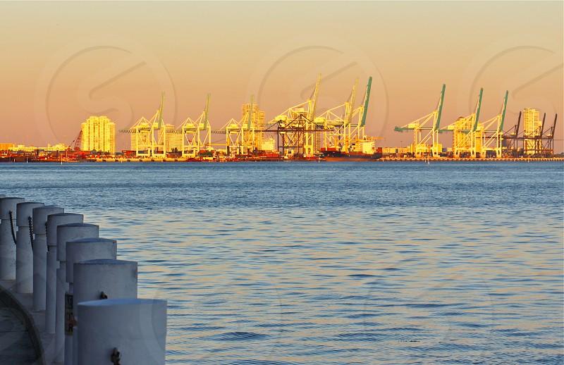 Port of Miami photo