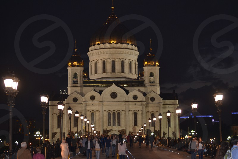 Moscow Cathedral photo