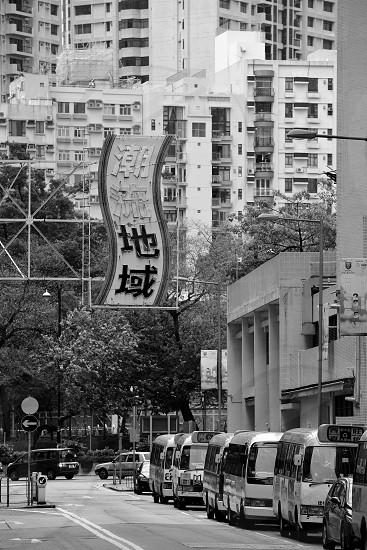 Hong Kong Architecture  photo