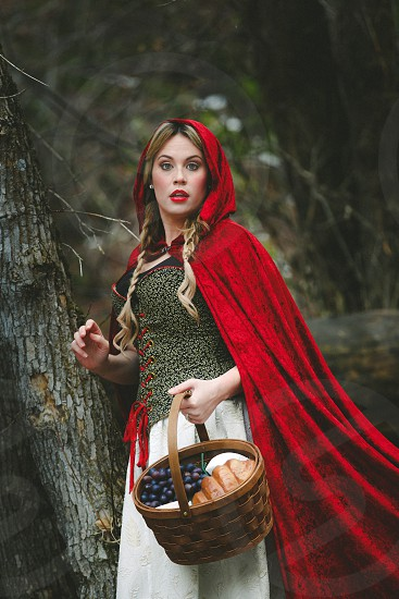 Little Red Riding Hood Into the Woods photo