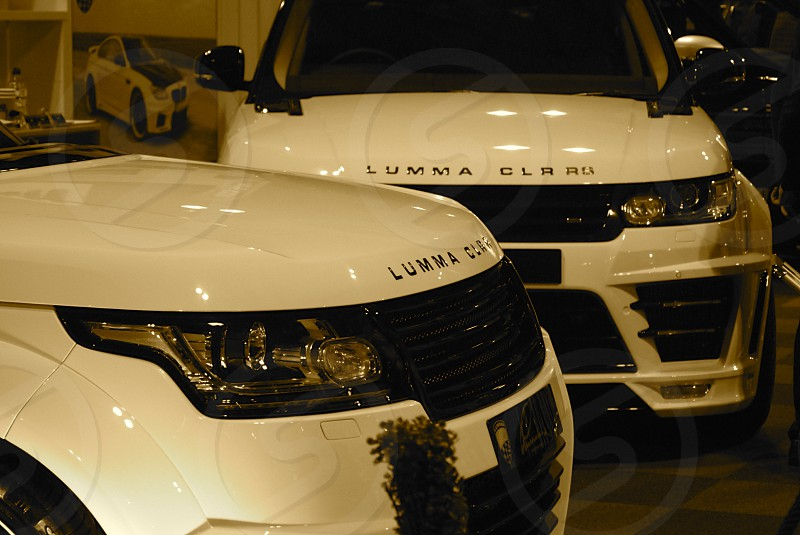 Range Rover Lumma CLR  photo