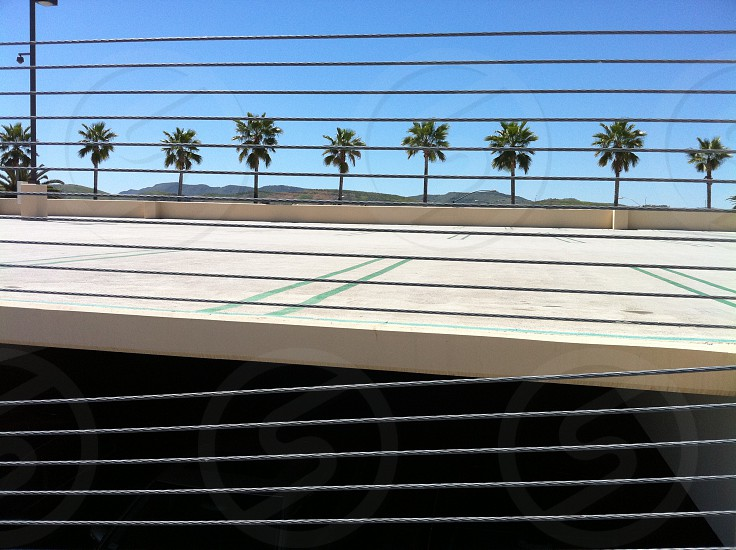 Lines Southern California Summer photo