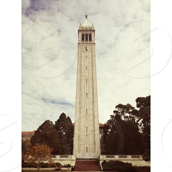 Sather tower at UC Berkeley. photo