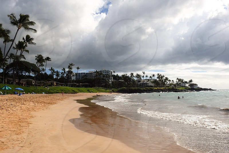 Wailea Beach         photo