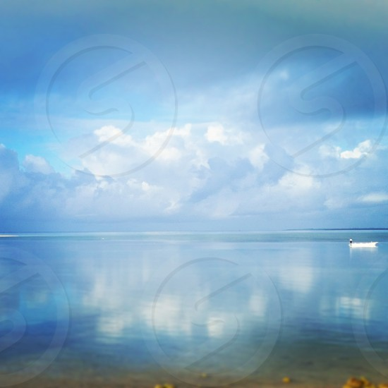 ocean 海 photo
