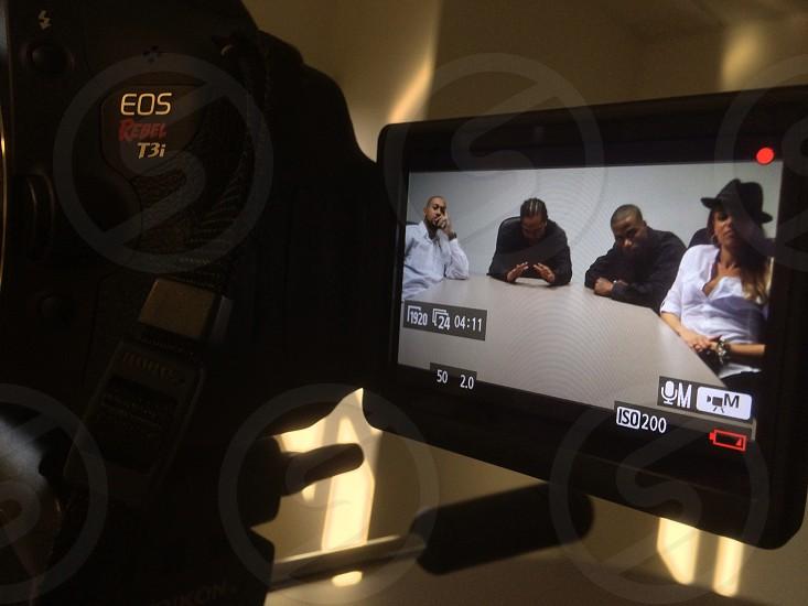 Videography photo