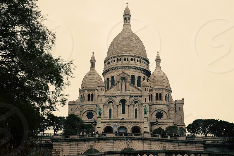 Sacre Couer Paris France photo
