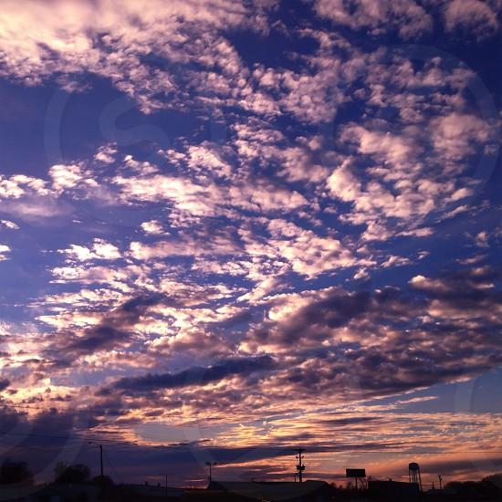afternoon skyline photo