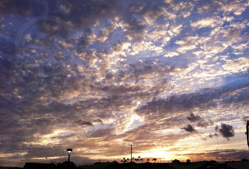 Kahala Sunset photo