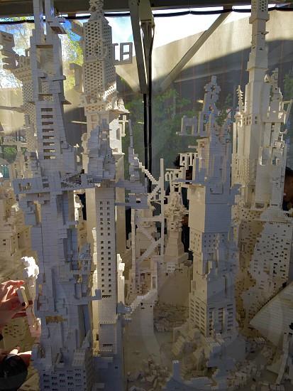 Lego Building Blocks Create something  photo