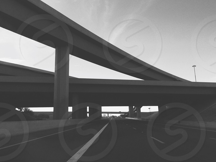 concrete road pgotography photo