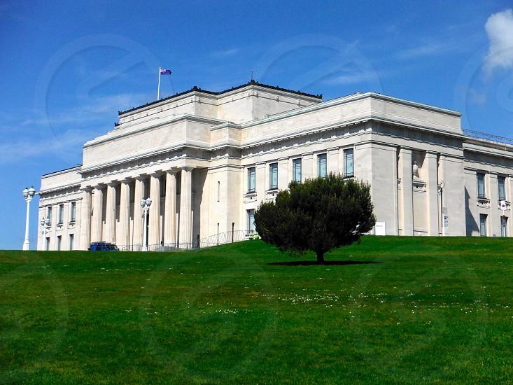 War Museum Auckland New Zealand photo