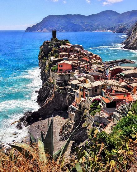 Corniglia Italy photo