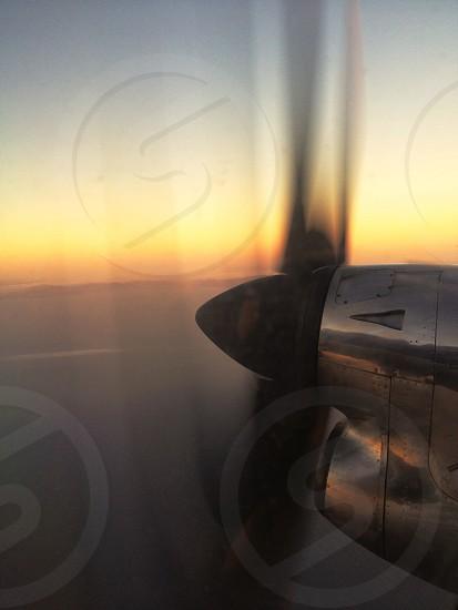 airplane propeller photo