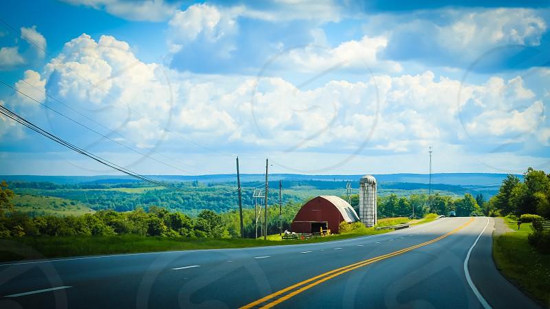 Scenic drive photo