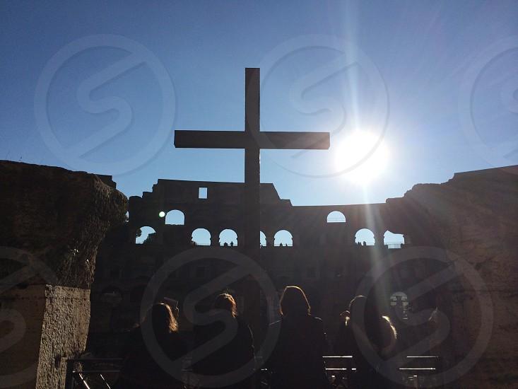 Colosseum - Rome photo