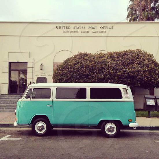 Surf City USA. Huntington Beach CA photo