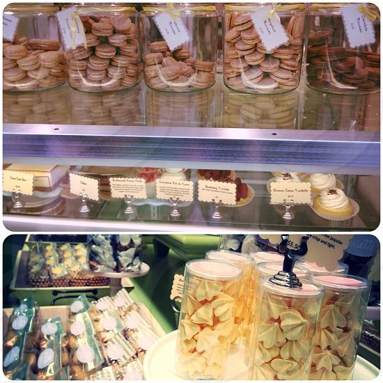 meringue cookies photo