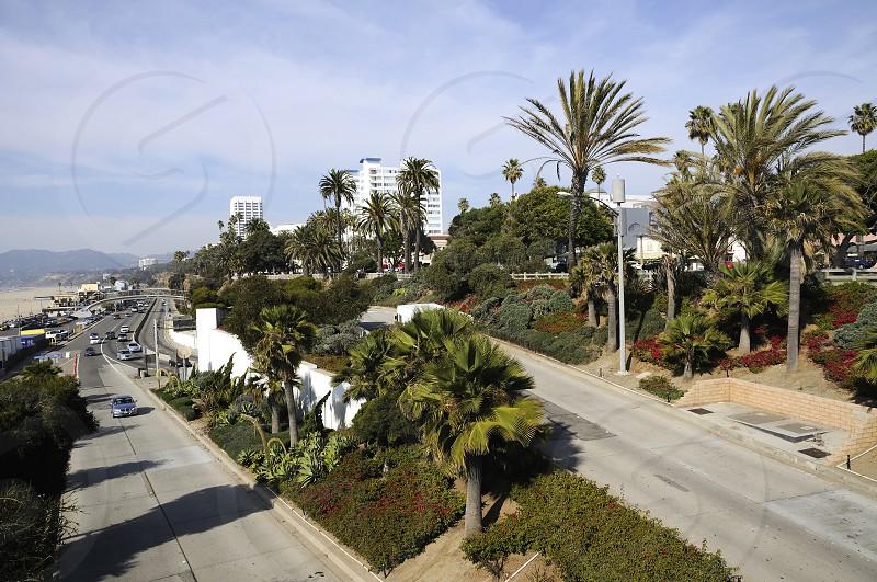 Santa Monica Los Angeles California photo