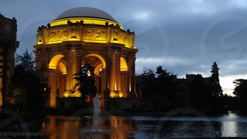 Palace of fine arts  photo