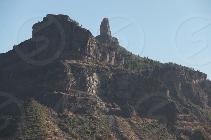 Roque Nublo - Tejeda photo