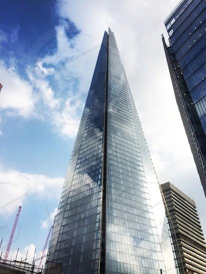Shard London City photo
