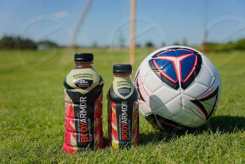 Product photo shoots for Body Armor sports beverage photo