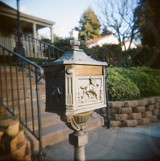 mailbox letterbox photo