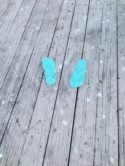 Empty Sandals  photo