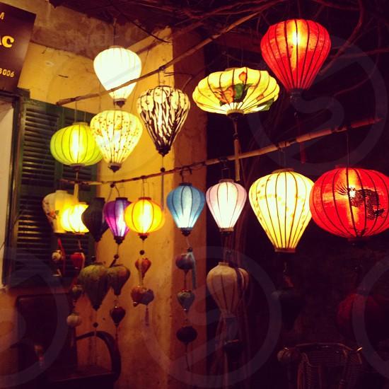 various lights photo