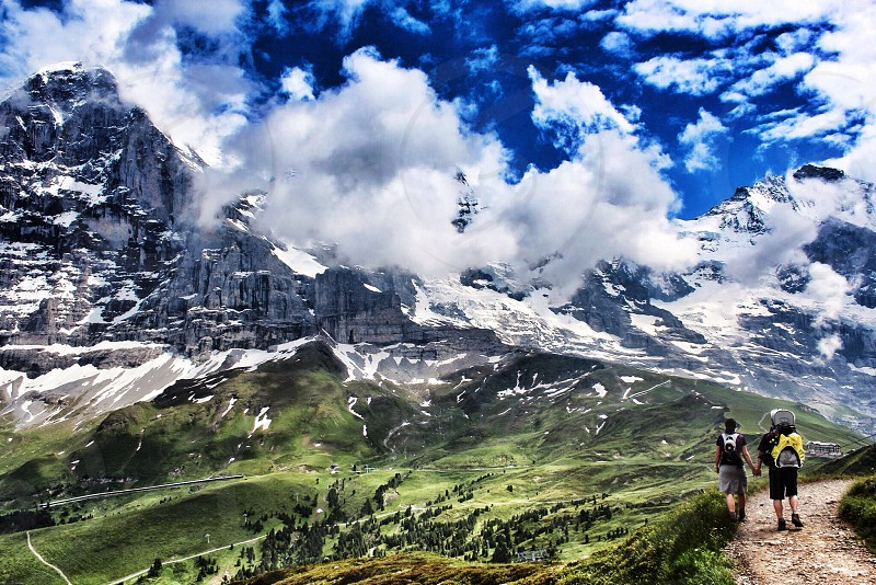 Epic trek - Jungfrau region photo