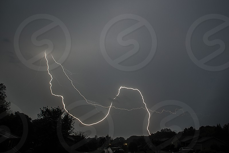 Lightning Strike photo