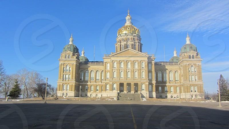 Iowa State Capitol Building photo