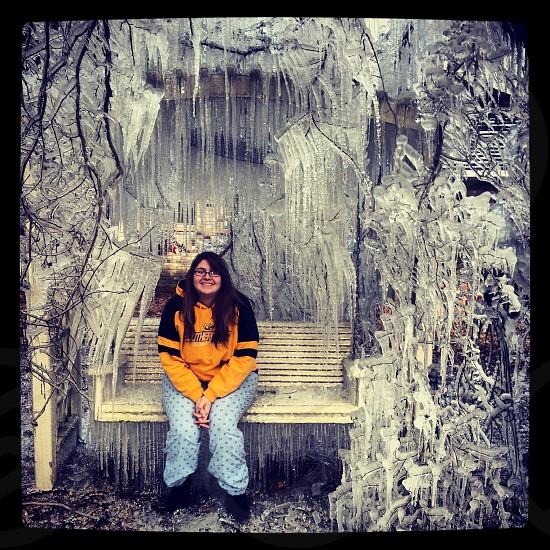 Mississippi ice  photo