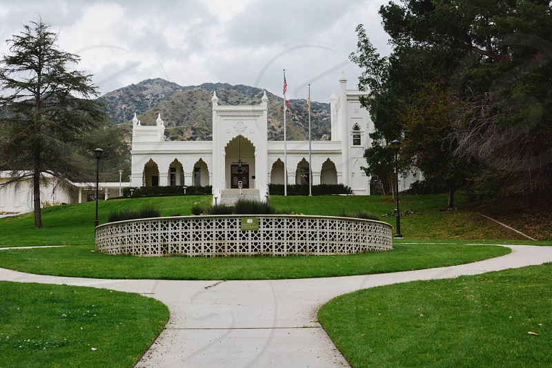 brand library glendale los angeles county nature hiking trails architecture arabic photo
