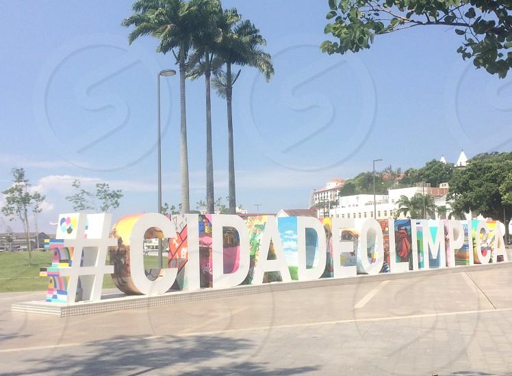 #Cidade Olímpica. Rio de Janeiro/Brasil.  photo