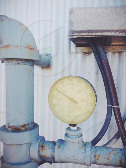 dial yellow round photo