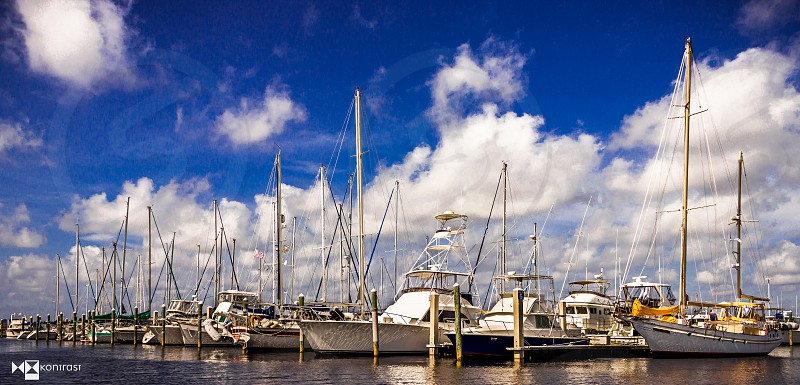 'Waiting to sail'   Boatdock St. Andrews FL  KontrastReview.tumblr.com photo