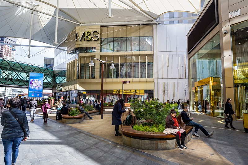 Westfield Shopping Centre Stratford London photo