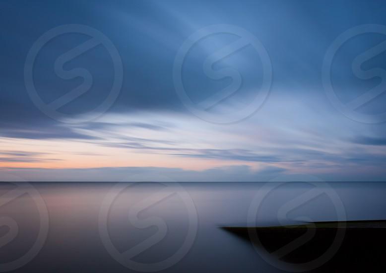 Tankerton Twilight Beach Jetty Kent Long Exposure Pier Sea Sunset Tankerton UK Whitstable photo