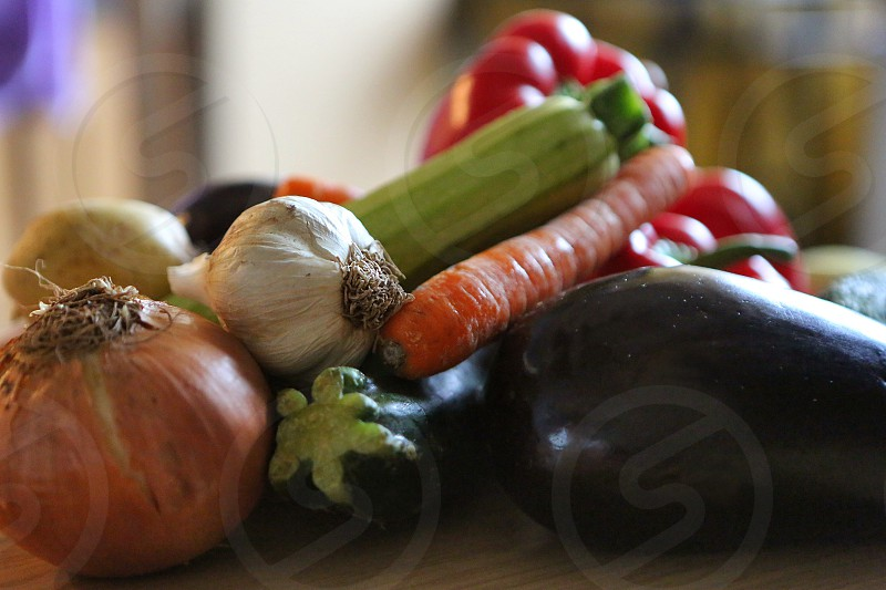 Food garden vegetables health photo