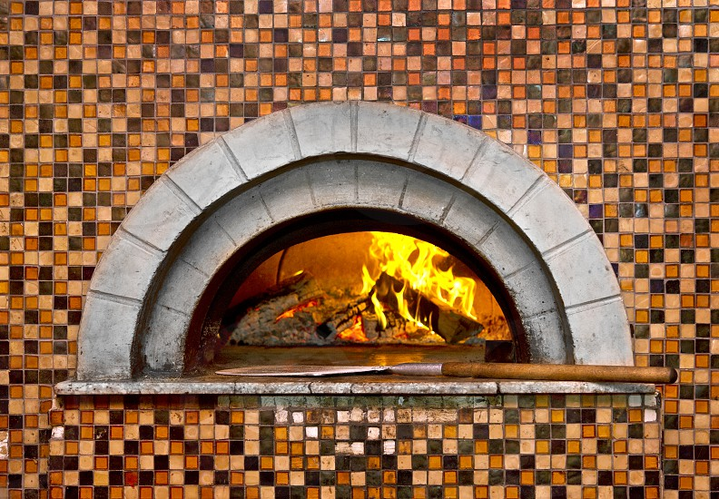 bake; blaze; bread; brick; bricks; burn; coal; cook; cooking; culinary; dine; dining; dinner; eat; embers; fashion; fashioned; fire; fireplace; flame; flames; food; gourmet; heat; hot; italian; italy; light; log; meal; natural; old; open; orange; oven; pizza; red; restaurant; roast; roasting; romantic; special; stone; stove; traditional; warm; warmth; wood; wood-fired; woodfire photo