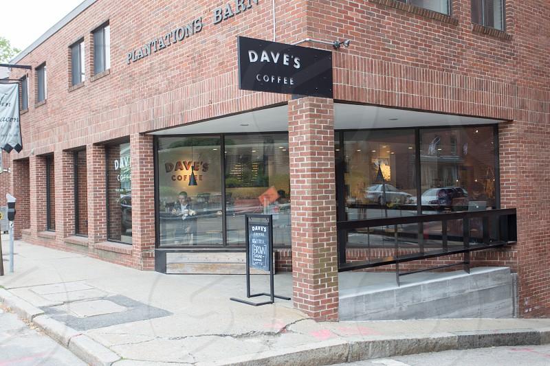 dave's coffee shop photo