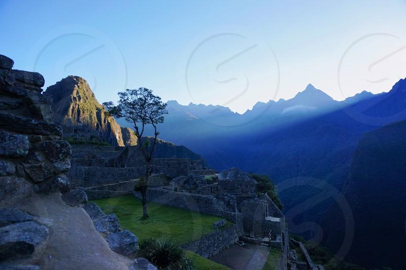 Sunrise | Machu Picchu photo