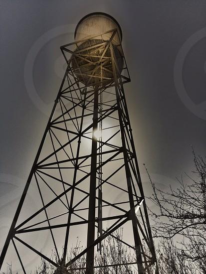 Redhawk water tower photo