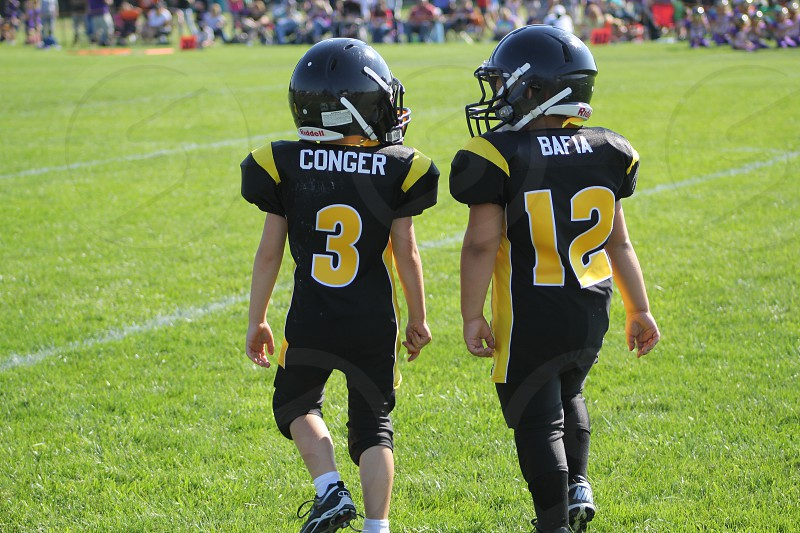 football kids game friends boys photo